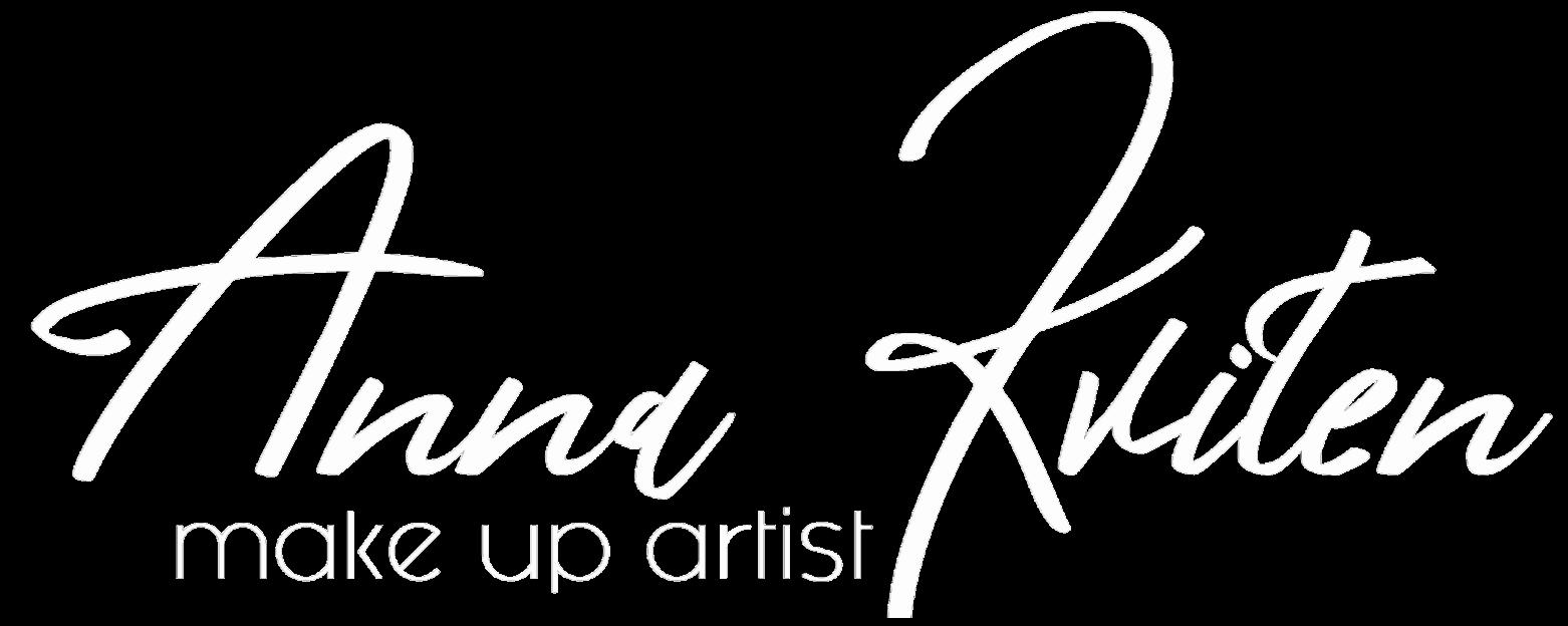 Logo Anna Kviten Make Up Artiste