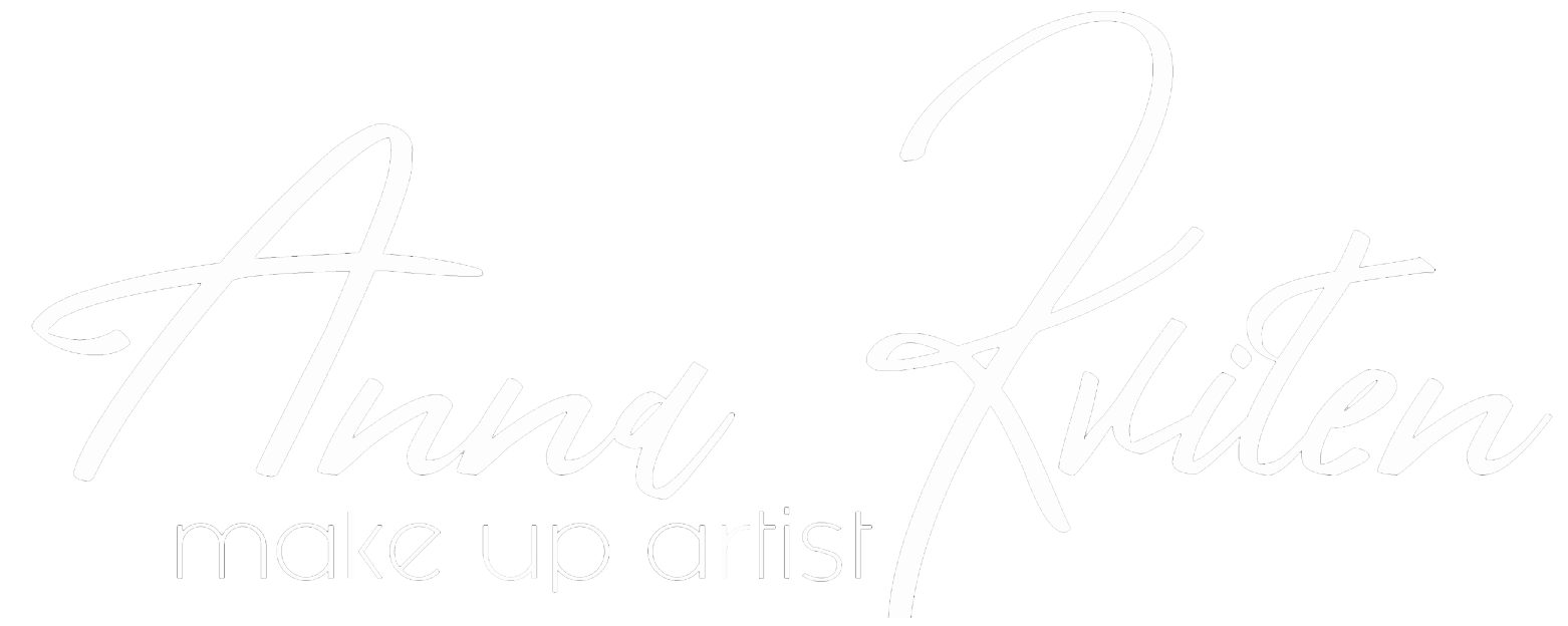 Logo Anna Kviten Make Up Artiste